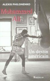 Mohammed Ali, un destin américain - Intérieur - Format classique