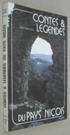 Contes Et Legendes Du Pays Nicois - Couverture - Format classique