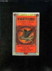 Sagittaire - Couverture - Format classique