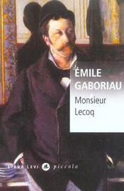 Monsieur Lecoq - Intérieur - Format classique