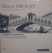 Albertine disparue - Couverture - Format classique
