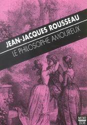 Le philosophe amoureux - Intérieur - Format classique