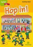 Hop In ! ; Anglais ; Ce1 ; Activity Book - Couverture - Format classique