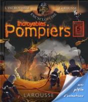Incroyables pompiers - Couverture - Format classique