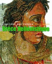 Grèce hellénistique (330-50 avant J.-C.) - Couverture - Format classique