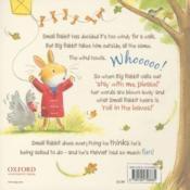 What Small Rabbit Heard - 4ème de couverture - Format classique