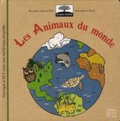 Les animaux du monde - Couverture - Format classique