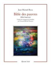 Bible des pauvres ; Biblia Pauperum - Couverture - Format classique