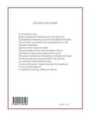 Bible des pauvres ; Biblia Pauperum - 4ème de couverture - Format classique
