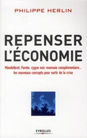 Repenser l'économie - Couverture - Format classique