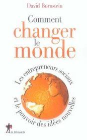 Comment Changer Le Monde - Intérieur - Format classique