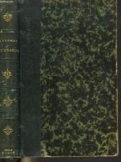 Lettres D'Un Dragon - Couverture - Format classique