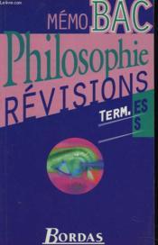 Philosophie, term. ES-S - Couverture - Format classique
