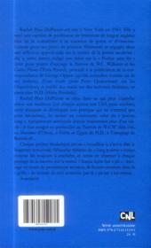 Brouillons - 4ème de couverture - Format classique