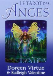 Le tarot des anges ; coffret - Couverture - Format classique