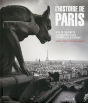L'histoire de Paris - Couverture - Format classique