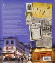 L'histoire de Paris - 4ème de couverture - Format classique