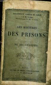 Les Mysteres Des Prisons. - Couverture - Format classique