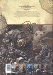 Elfes T.11 ; Kastennroc - 4ème de couverture - Format classique
