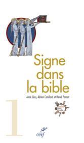 Signe dans la bible ; le guide de lecture de