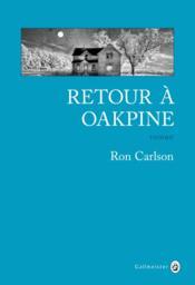Retour à Oakpine - Couverture - Format classique
