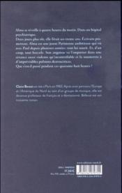Bellevue - 4ème de couverture - Format classique