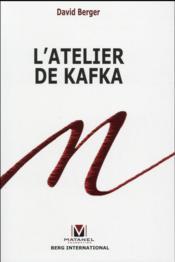 L'atelier de Kafka - Couverture - Format classique