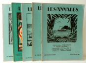 LA GERBE D'OR. Les Annales politiques et littéraires, livraisons du 15 octobre 1927 au 15 décembre 1927 - Couverture - Format classique