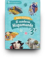 Cahier d'activites espagnol 3e - hispamundo, edition 2017 - Couverture - Format classique