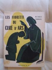 Les Fiorentti du Curé d'Ars. - Couverture - Format classique