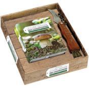 Coffret le Larousse des champignons - Couverture - Format classique