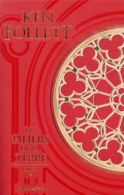 Les piliers de la Terre t.1 ; Ellen - Couverture - Format classique