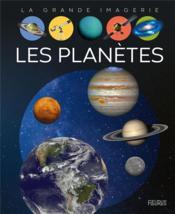 Les planètes - Couverture - Format classique