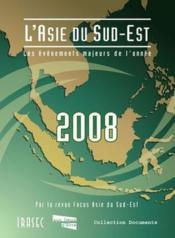 L'Asie Du Sud-Est 2008 - Couverture - Format classique