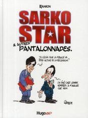 Sarko star & autres pantalonnades - Intérieur - Format classique