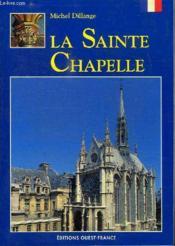La sainte chapelle - Couverture - Format classique