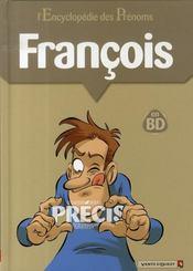 L'encyclopédie des prénoms t.19 ; françois - Intérieur - Format classique
