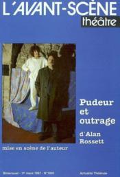 Pudeur et outrage - Couverture - Format classique