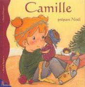 Camille prépare Noël - Intérieur - Format classique