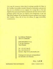 Le catchapapa - 4ème de couverture - Format classique