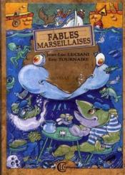 Fables marseillaises - Couverture - Format classique
