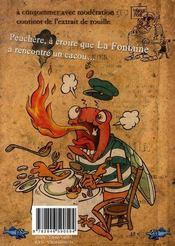 Fables marseillaises - 4ème de couverture - Format classique