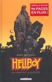 Hellboy t.3 ; le cercueil enchaine - Intérieur - Format classique