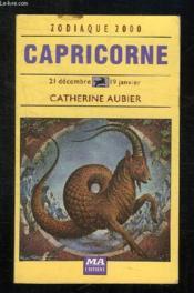 Capricorne - Couverture - Format classique