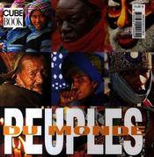 Peuples du monde - 4ème de couverture - Format classique