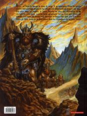 Les arcanes de la Lune Noire T.3 ; Parsifal - 4ème de couverture - Format classique
