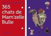 Calendrier perpétuel 365 chats de mam'zelle Bulle - Couverture - Format classique