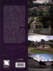 Dans Les Pas De... ; Gustave Flaubert ; A La Rencontre D'Emma Bovary, Félicité, Bouvard Et Pécuchet - 4ème de couverture - Format classique