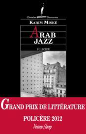 Arab jazz - Couverture - Format classique