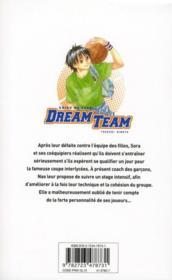 Dream team T.5 - 4ème de couverture - Format classique